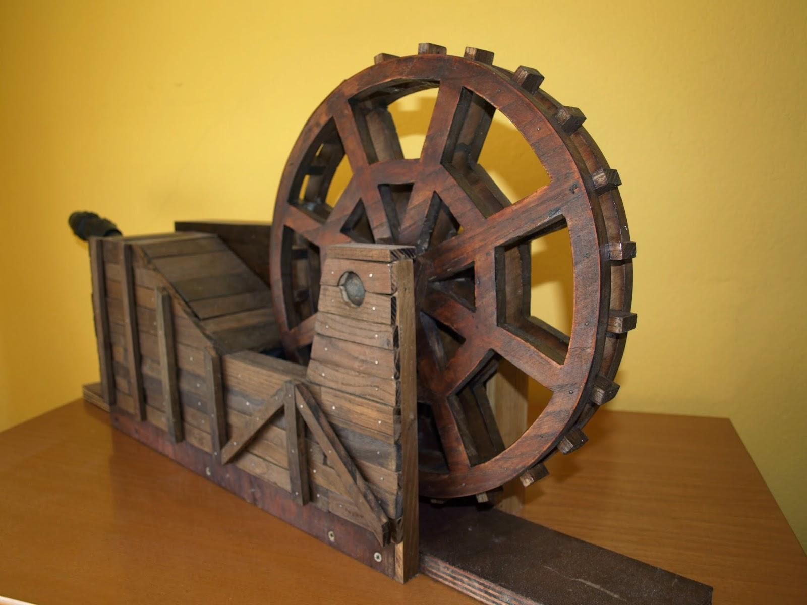 rueda molino artesanal rodrigo garcia istillarty
