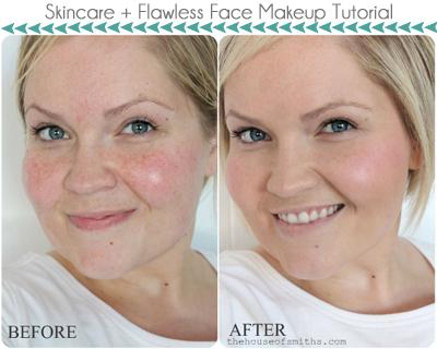 Faced Makeup on Everyday Makeup Tutorial