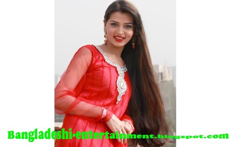 Bd model Borsha picture