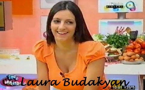 LAURA BUDAKYAN