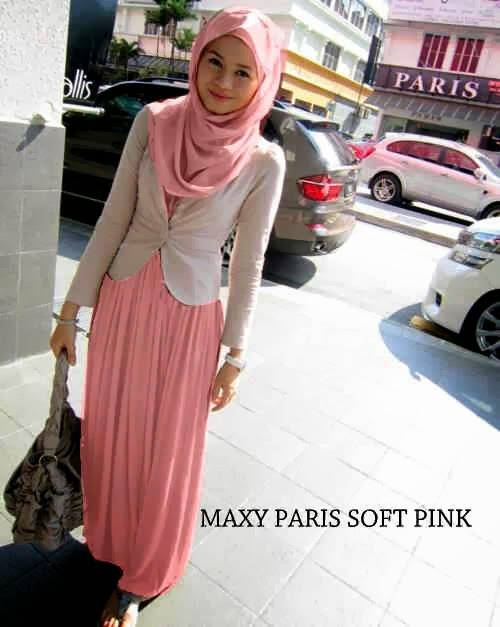 Maxi Paris Soft Pink