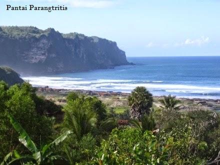 Pantai Parangtritis - Daftar Lokasi Tempat Wisata di Jogja