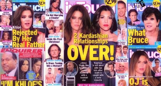 Kardashian cover