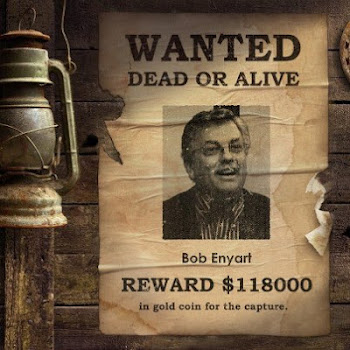 "Wanted ""BEHEADED"" or ""EXECUTED"""