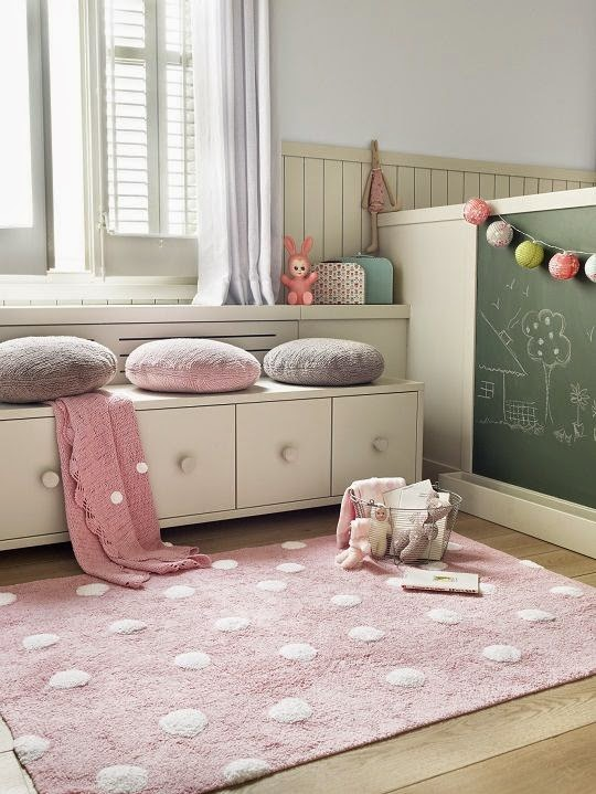 Perfect home tapetes quartos de crian a for Ideas decorar habitacion infantil