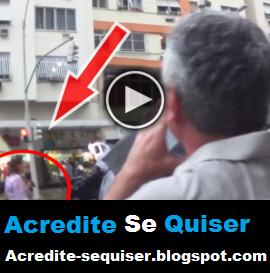 Jornalista da Globo Fica Furiosa Por Causa Do Microfone e é Humilhada No Meio Da Rua