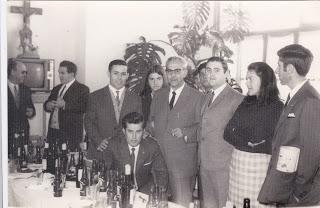 DÍA DEL HOMENAJE A DON ENRIQUE EL 27 DE DICIEMBRE DE 1970