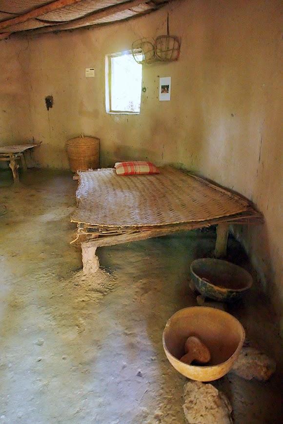 gambia huts