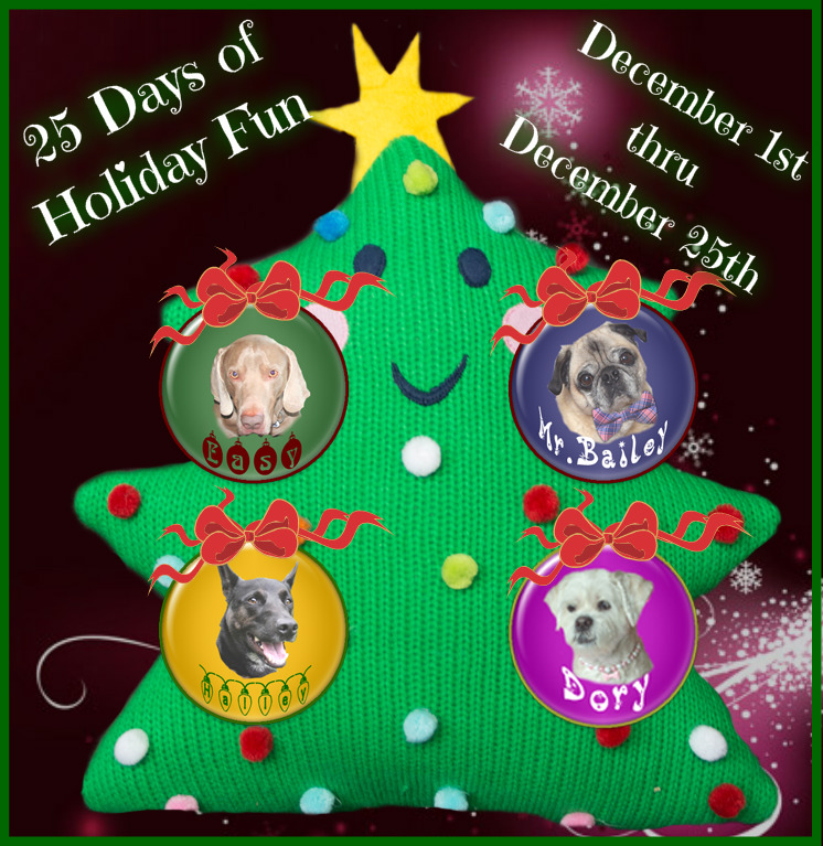 25 Days of Holiday Fun!