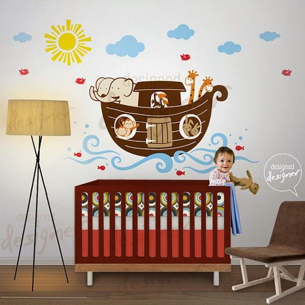 Stickers,autocollants,chambre bébé