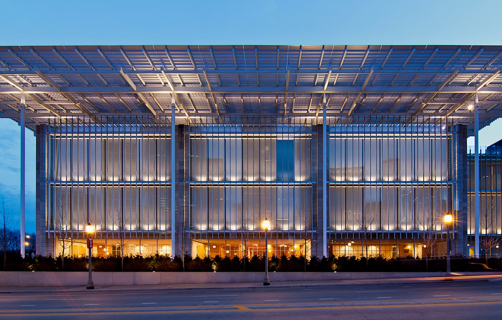 Chicago Modern Architecture rob cleary: the modern wing | the art institue of chicago :: renzo