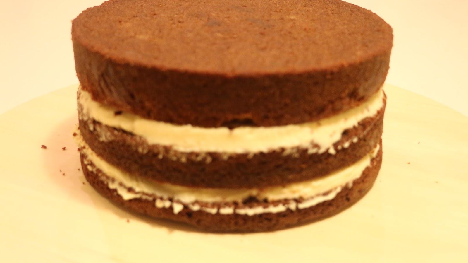 Nebouladelice: Cake chocolat pour Cake design