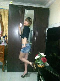 Votey Teav Cambodian Facebook Girl Sexy Photo Special collection 7