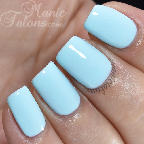 Madam Glam Pure Cloud Swatch