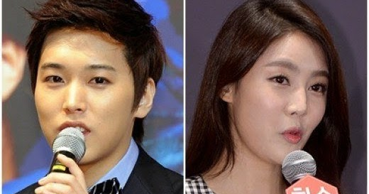 sungmin and kim sa eun dating