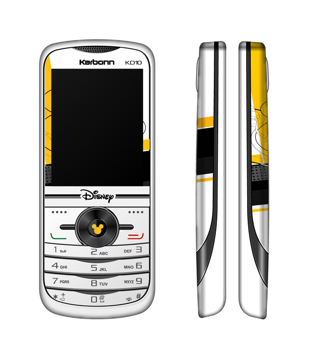 The Best Mobiles The Best Price Karbonn Kd 10 Yellow