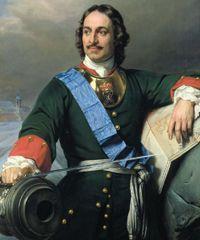 Pedro I el Grande