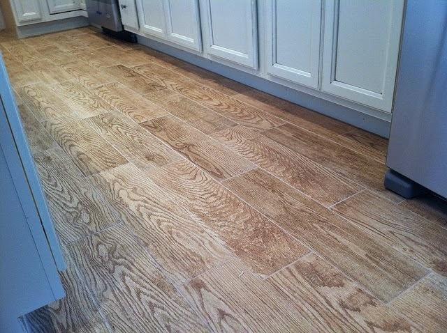 Wood Like Tile Flooring