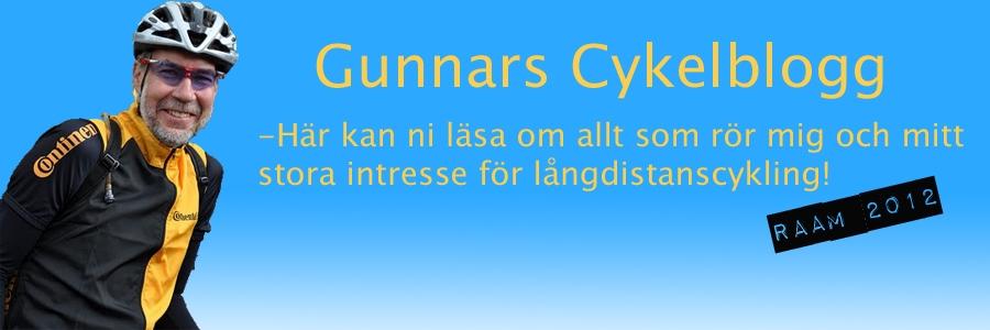 Gunnars Cykelblogg