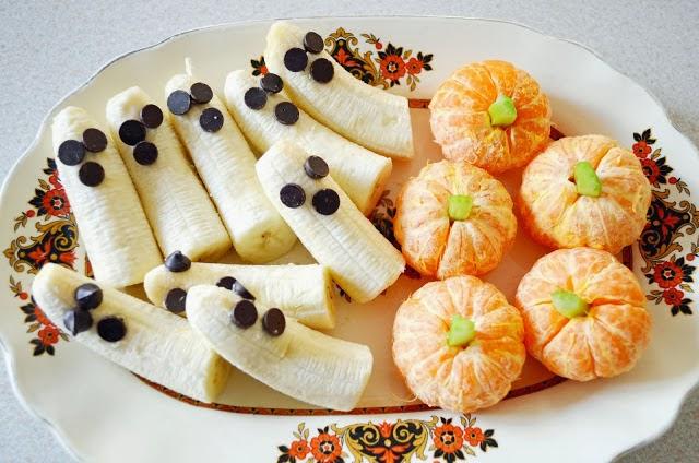 Halloween Healthy Snack