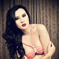 model indonesia Kennova Prawesty Lingerie Hot Picture
