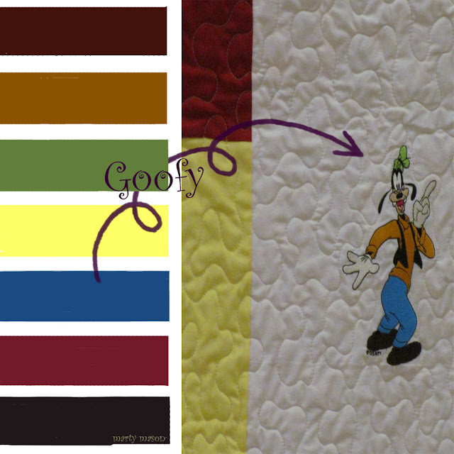 Goofy.....a ColorBoard