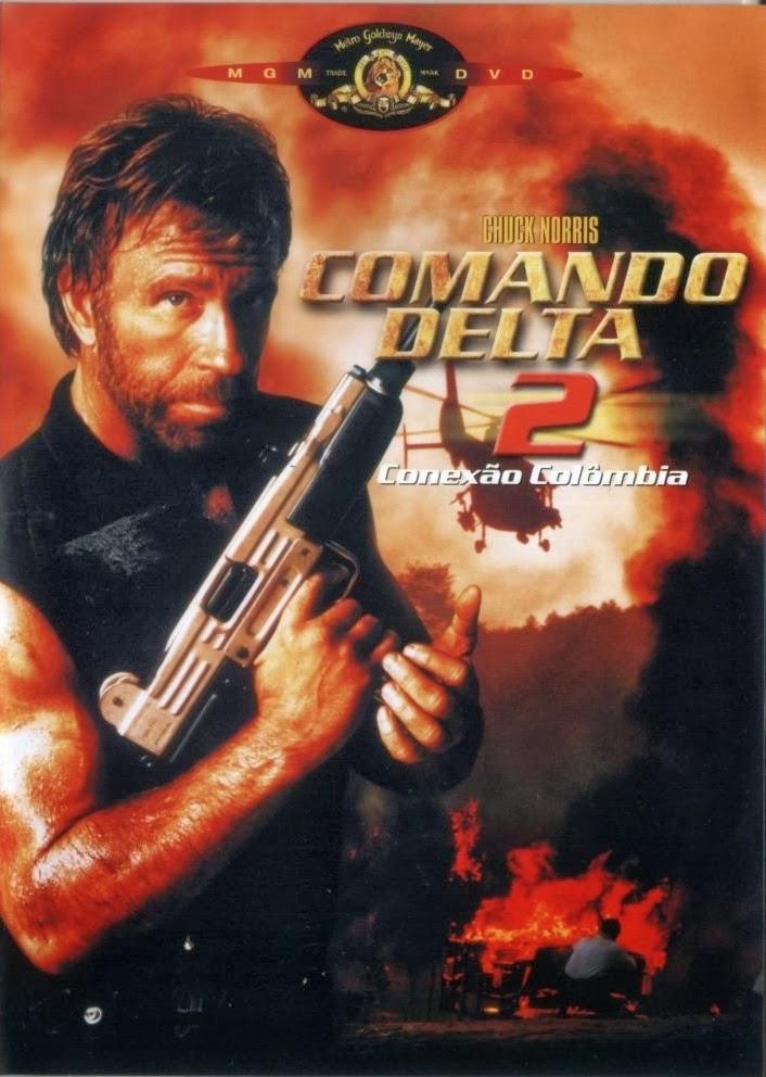 Comando Delta 2: Conexão Colômbia – Dublado