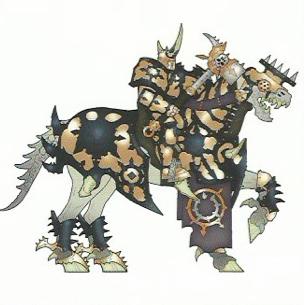La Varanguard son los Elegidos de Archaón, la élite de la Fortaleza Varanspire