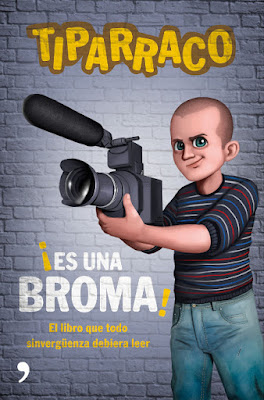 LIBRO - Es una broma Tiparraco   TiparracoSA (Temas de Hoy - 23 Febrero 2016) YOUTUBER - HUMOR   Edición papel & digital ebook kindle Comprar en Amazon España