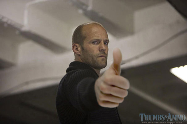 Thumbs and Ammo - The Mechanic - Jason Statham