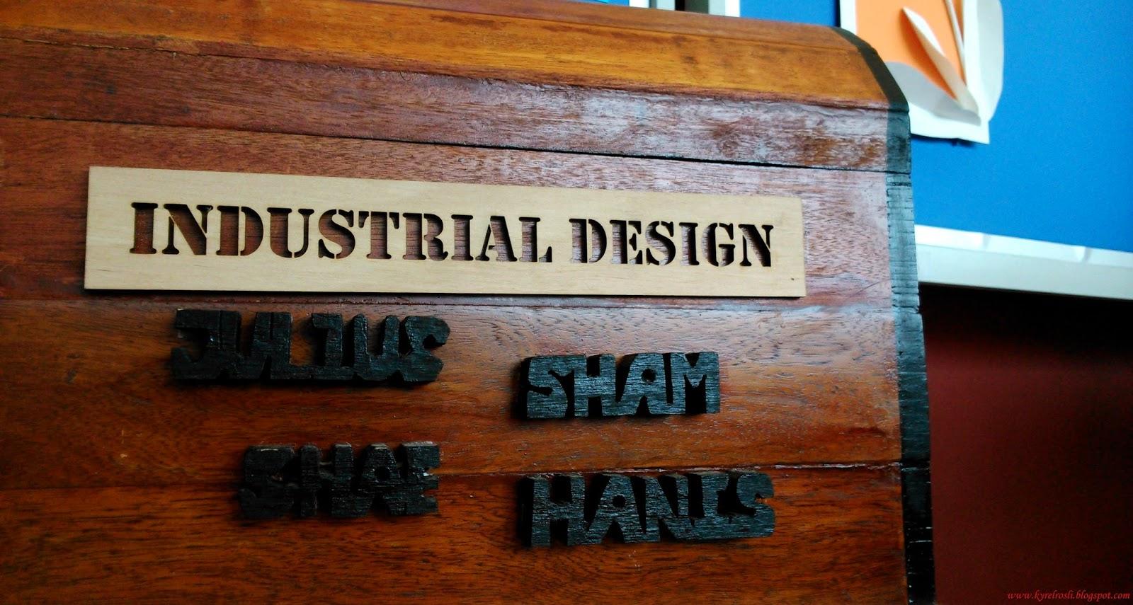 Industrial Design Show Room