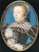 Catalina de Medicis. Utilizó el veneno con tan poco fortuna que envenenó a su hijo