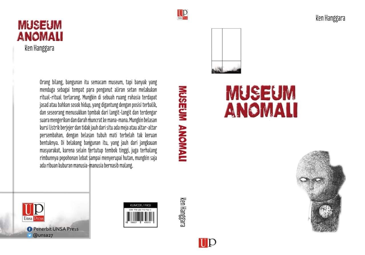"""""""Museum Anomali"""" Cetak Ulang!"""
