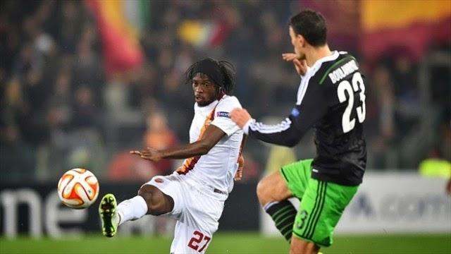 AS Roma Imbang Lawan Feyenoord