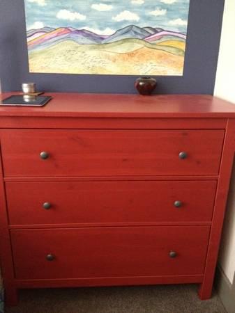 Dresser 90  Thou Shall Craigslist Monday July 22 2013. Ikea Red Dresser