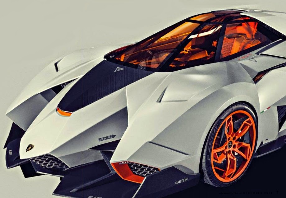 Lambo One-Offs - Departure to a new world of AutoCar,Car reviews,Car ...