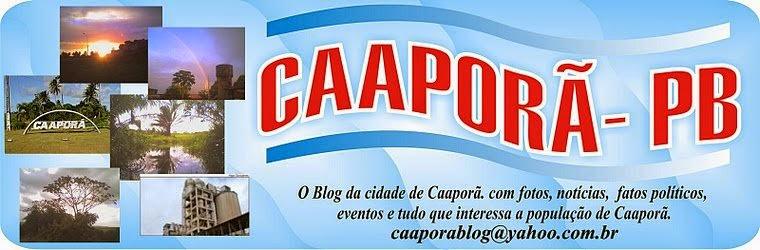 CAAPORÃ - RAINHA DO LITORAL SUL