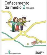 LIBRO INTERACTIVO COÑECEMENTO DO MEDIO 2º