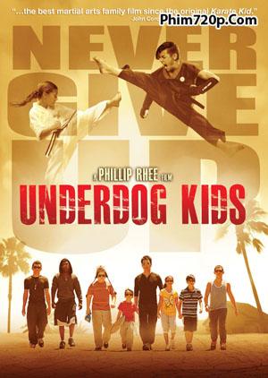 Underdog Kids 2015 poster