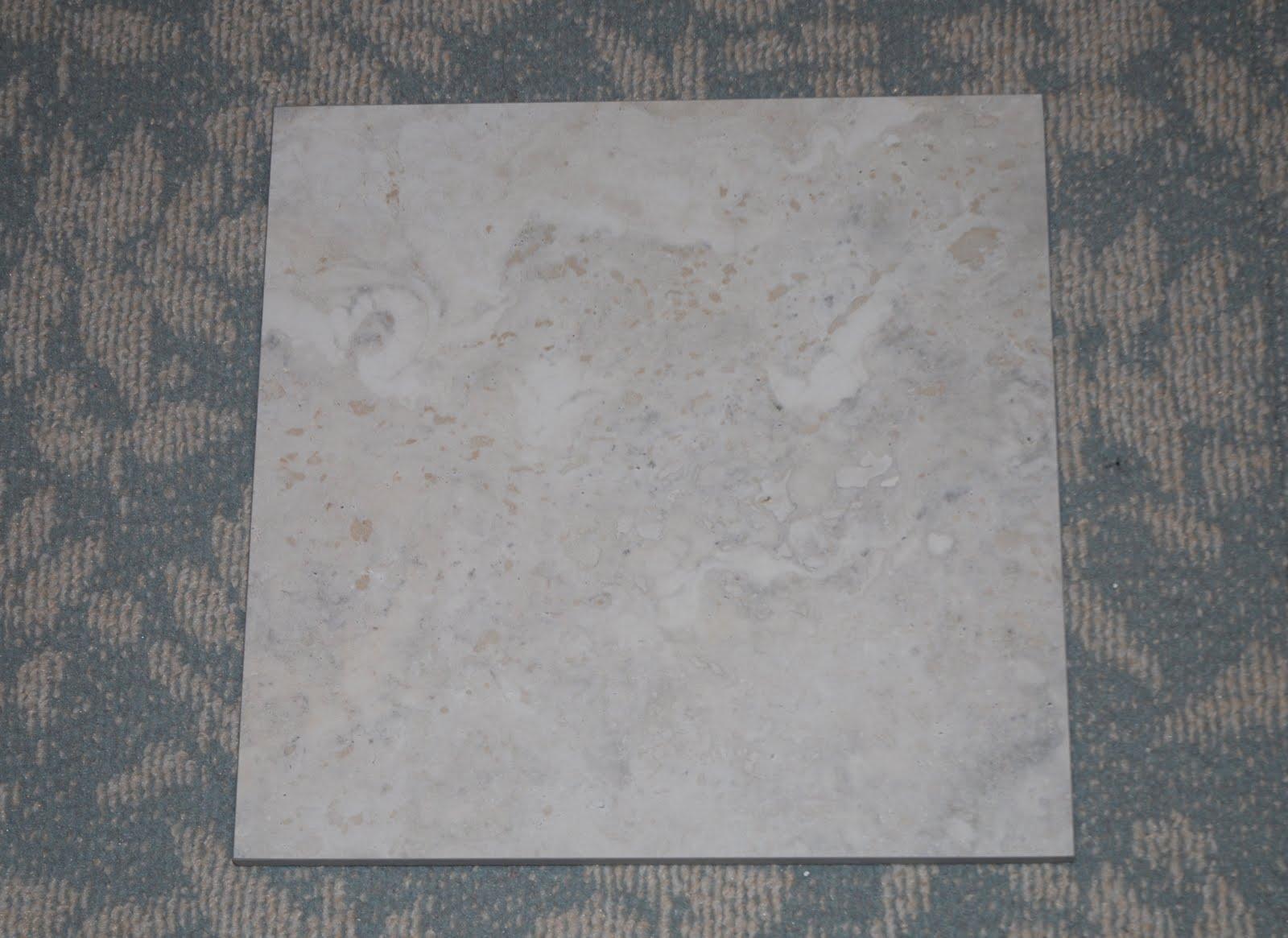 White Marble Floor Tiles Viewing Gallery