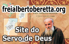 Site de Frei Alberto Beretta