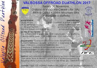 VALBOSSA OFFROAD DUATHLON