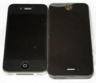 comparison iphone 5 and iphone 4