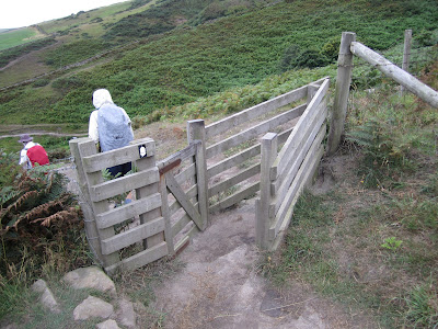 Kissing Gate, On the Cliffs Above Robin Hood's Bay