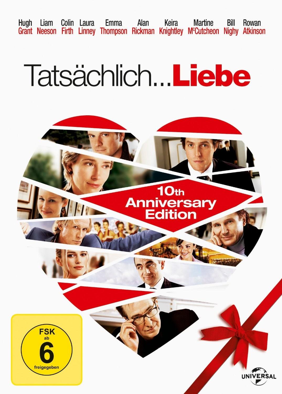 Duoscope: Tatsächlich ... Liebe (GB 2003) - Romantische Episoden zu ...