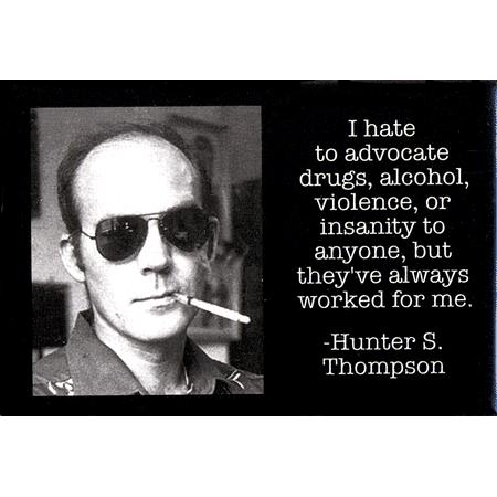 The New Hunter S Thompson