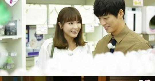 hwang jung eum and kim yong joon really dating