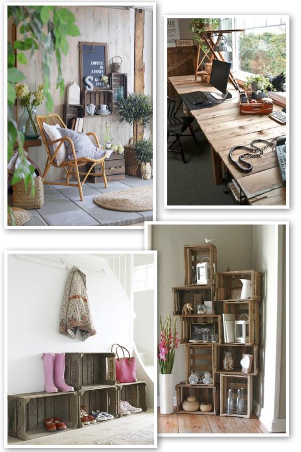 ... avere tutto a portata di mano in veranda www.svenngaarden.blogspot.com