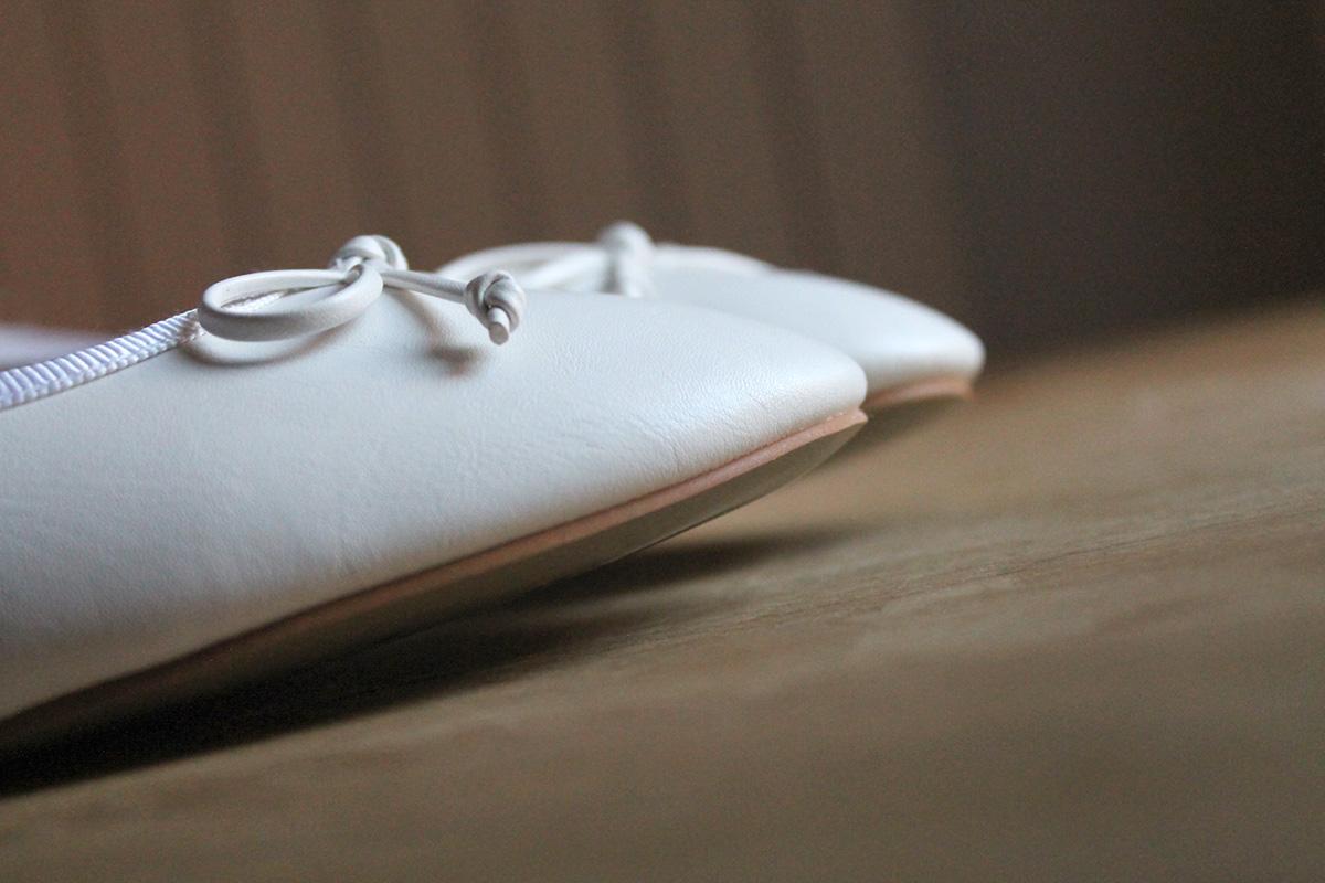 Dive&Co., ballerina flats, leather, Italian brand