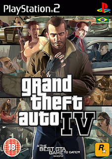 GTA IV Ps2 Iso Ntsc Mega Juegos Para PlayStation 2